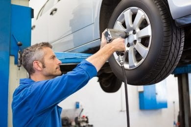 TIRE, WHEEL AND ALIGNMENT